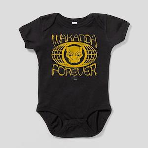 Black Panther Wakanda Baby Bodysuit