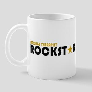Massage Therapist Rockstar 2 Mug
