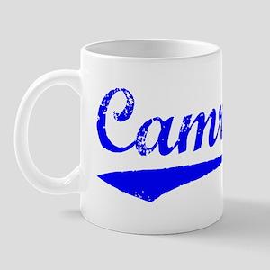 Vintage Camryn (Blue) Mug
