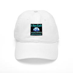A New Earth Baseball Cap