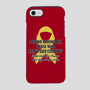 Until They All Come Home iPhone 8/7 Tough Case