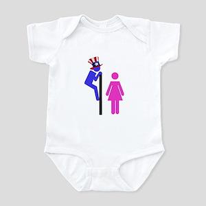 Patriot Act Infant Bodysuit
