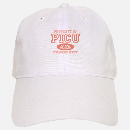 Property Of PICU Nurse Baseball Baseball Cap