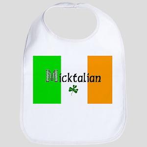 Micktalian Bib