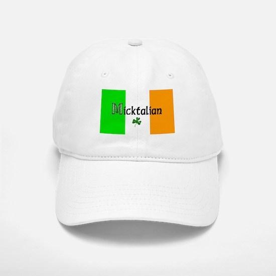Micktalian Baseball Baseball Cap