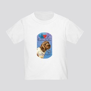 Wirehaired Pointing Griffon Toddler T-Shirt