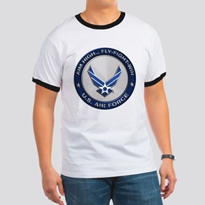 USAF Motto Aim High T-Shirt
