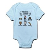 Armor of god Bodysuits
