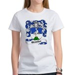 Groeller Family Crest Women's T-Shirt
