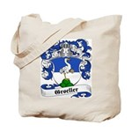 Groeller Family Crest Tote Bag