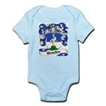 Groeller Family Crest Infant Creeper