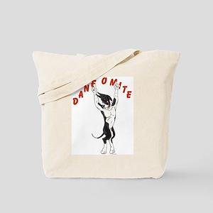 C Daneomite Great Dane Tote Bag