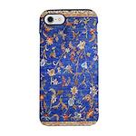 Blue Floral Oriental Carpet iPhone 8/7 Tough Case
