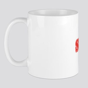 Red Ribbon Survivor Mug
