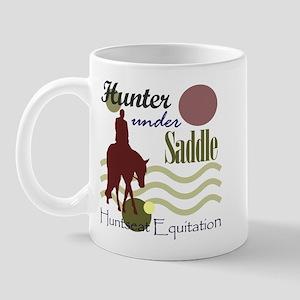 Hunter in maroon Mug