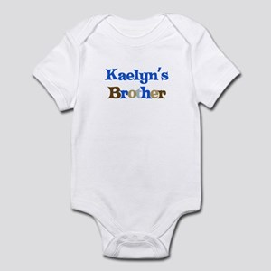 Kaelyn's Brother Infant Bodysuit