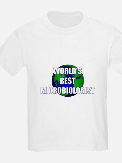 World's Best Microbiologist T-Shirt