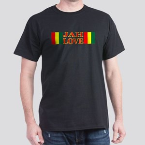 JAH LOVE Dark T-Shirt