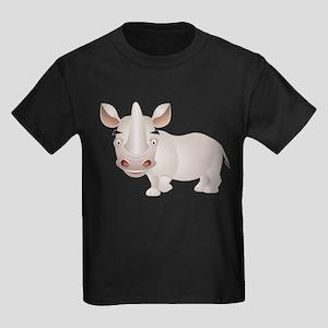 Rhinoceros Kids Dark T-Shirt