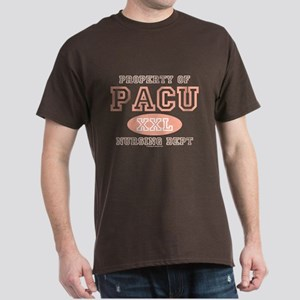 Property Of PACU Nurse Dark T-Shirt