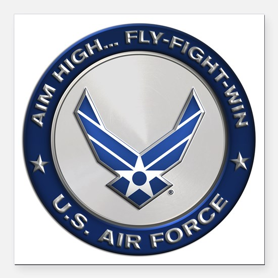 Us Air Force Us Air Force Car Magnets Cafepress