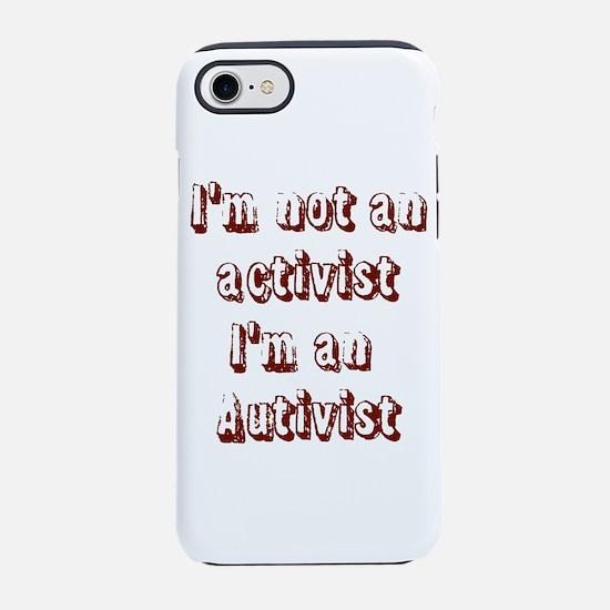 autivist iPhone 8/7 Tough Case