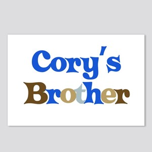 Cory's Brother Postcards (Package of 8)