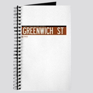 Greenwich Street in NY Journal