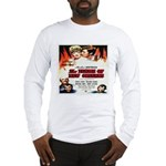 New Orleans Flame Movie Poste Long Sleeve T-Shirt