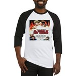 New Orleans Flame Movie Poste Baseball Jersey