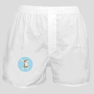 Dabbing Beagle Dog Lover T Shirt Boxer Shorts