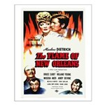 New Orleans Flame Movie Poste Small Poster