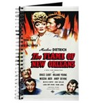 New Orleans Flame Movie Poste Journal