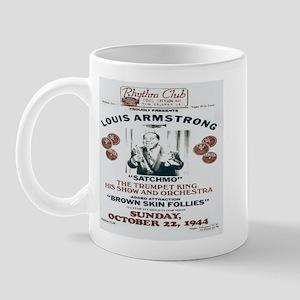 Louis Armstrong Poster Mug