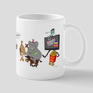 Brain Drain Mugs