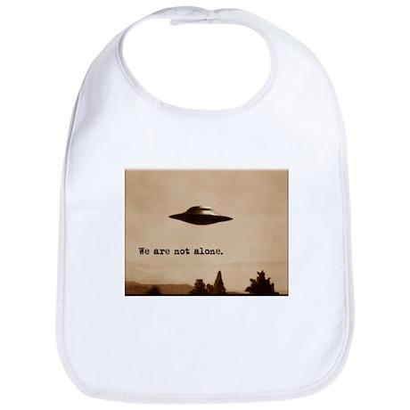 X-Files - We Are Not Alone Bib