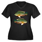 Redbreast tilapia Plus Size T-Shirt