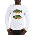Redbreast tilapia Long Sleeve T-Shirt