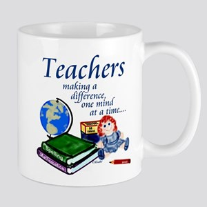 Teachers Making a Difference Mug