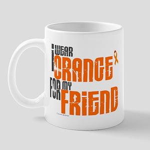 I Wear Orange For My Friend 6 Mug