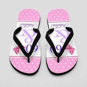 60 & Fabulous Flip Flops