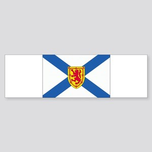 Nova Scotia Bumper Sticker