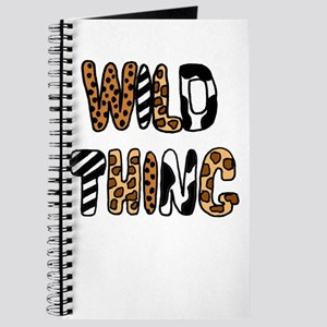 Cool Wild Thing Print Journal