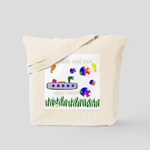 Cool Sub 1 Canvas Tote Bag
