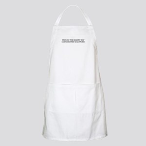 8TH DAY Maltipoos BBQ Apron