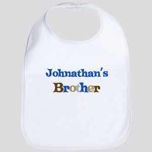Johnathan's Brother Bib