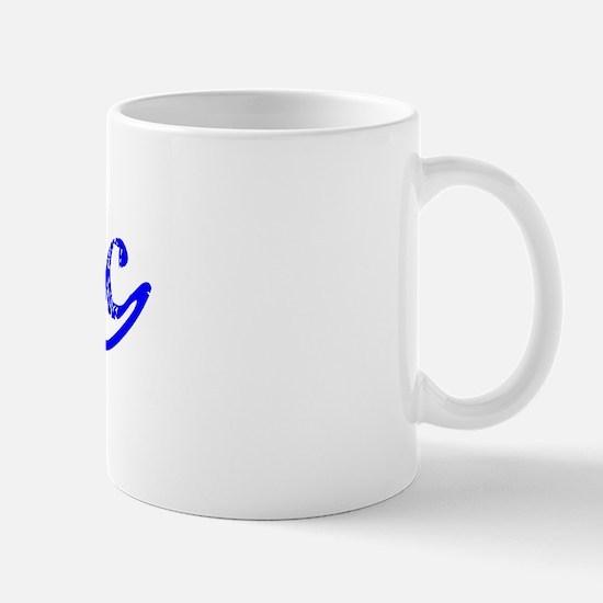 Vintage Cedric (Blue) Mug