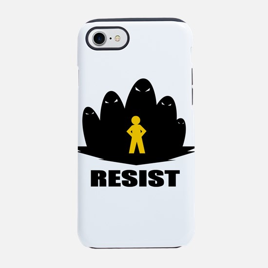 Resist #1 iPhone 8/7 Tough Case