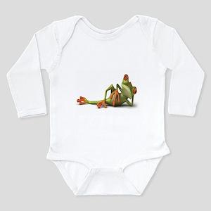 Frog Body Suit