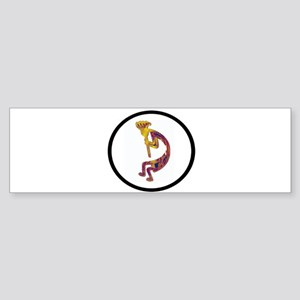 DANCE KOKOPELLI Bumper Sticker